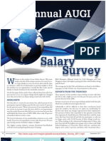 CAD Salary Survey 2011