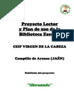 Proyecto Lector y P.bibliotecas