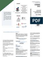Jornadas Sobre Vih. Convihve 2012. ASOCIACION DE HEMOFILIA DE LA COMUNIDAD VALENCIANA