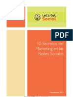 10-Secretos Del Marketing en Redes Sociales