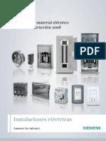 Catalogo de Material Electrico Para La Construccion 2008