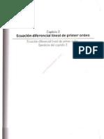 0e2cap 5 Ecuacion Diferencial de Primer Orden