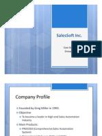 SalesSoft Inc