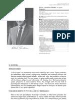 Bandura - Social Cognitive Psychology ARP2001r