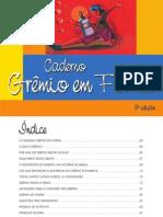 Caderno Gremio Estudantil