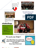 August2012 Newsletter