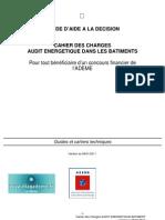 CdC Audit Energetique 01-2011