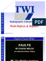 53569529 TWI Radio Graphic Interpretation Weld Defects Repair[1]