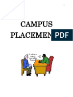 A Guide to Campus Placements