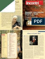 Rivista Incontri - Mesed i Settembre2012