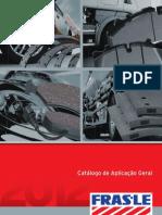 Catálogo Fras-Le - Pastilhas e Lonas de Freio 2012