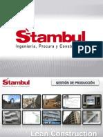 1-4Lean Stambul - Flujos y Procesos 2012-02-03