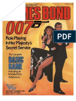 James Bond RPG