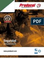 PRODUCEL INGENIEROS _ Catálogo de Seguridad 2012
