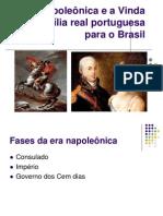 Napoleao e Brasil