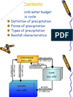 2-Hydrologic Cycle and Precipitation