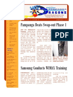 Pampanga Dragons Newsletter (January Vol.1 Iss.2)