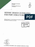 PIANC Seismic Structures
