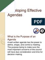 Scc Agendas Presentation