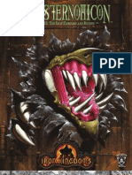 Iron Kingdoms Monsternomicon Vol. II by Azamor