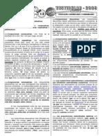 Espanhol - Pré-Vestibular Impacto - Conjunções Coordenadas e Subordinadas