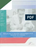 16189533 Manual Atencion Odontologica Paciente Diabetes