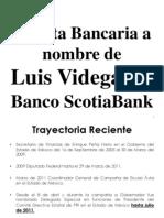 Presentación Luis Videgaray