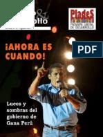 Revista Plades Nro11 - Informe Comision de Transferencia MTPE