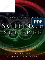 Science Set Free by Rupert Sheldrake - Excerpt