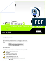 Linksys WVC54GC User Guide Rev NC Web0,0