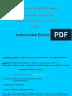 Instrumentos de medicion electrica