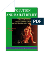 Evolution and Bahá'í Belief