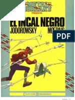 Alejandro Jodorowsky & Moebius - 01 El Incal Negro