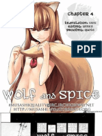 Wolf and Spice Chapter 4