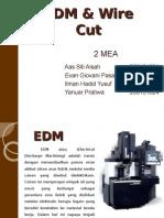 EDM & Wire Cut