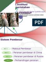 Peranan Pembesar Di China & Rusia