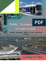 FDOT Grants Manual 10-31-08 Lowres
