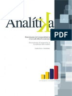 Determinantes de la temporalidad en el mercado laboral ecuatoriano - Determinants of temporality in Ecuadorian labor market