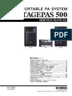 Stagepas500 Sm c