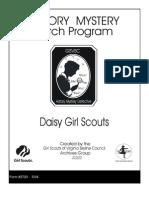 FOUND GS HistoryMystery Daisy