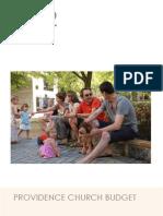 2012 Budget Brief