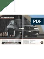 Alfa Romeo 155 - Guidare l'Istinto