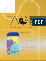 Tao of Mobile Marketing