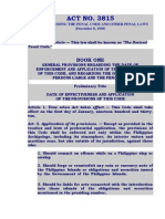 Revised Penal Code Book 1 and 2