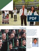 Uconn School of Medicine Brochure