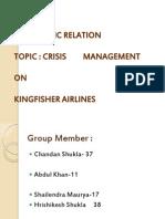 Crises Management