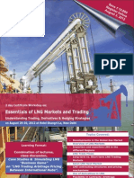 Essentials of LNG Market and Trading