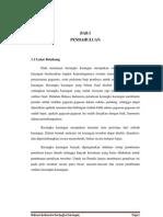 makalah Kerangka karangan