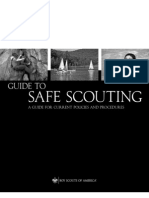 Guide for Safe Scouting