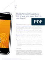 Telecom Business Intelligence Case Study